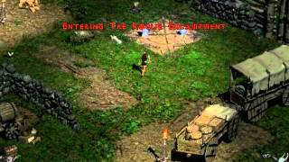 Diablo 2 Speedrun - 100% Sorceress - Commentary - Part 01