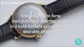 Swarovski Crystalline Hours Automatic Watch Review - Eve's Watch