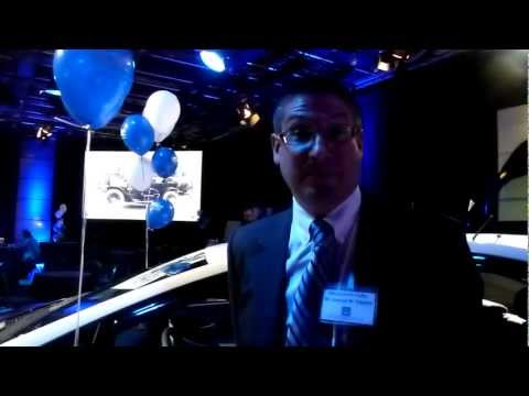 6 George Higgins  at MacLure's Cab 100 year celebration in Vancouver