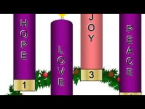 meaning of advent wreath youtube. Black Bedroom Furniture Sets. Home Design Ideas
