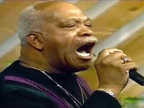 ELDER JAMES LENOX SINGS A MUST SEE!!! -ELDER JK RODGERS