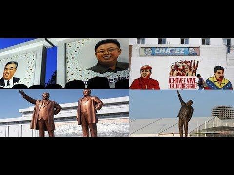 """Corea del Norte, China, Rusia, Irán y Venezuela luchando """"Por la libertad de los pueblos"""""""