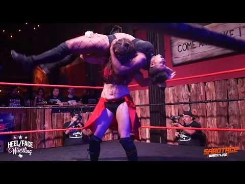 [FREE MATCH] Erica Torres Vs Vanity From Sabotage Wrestling: She's On It