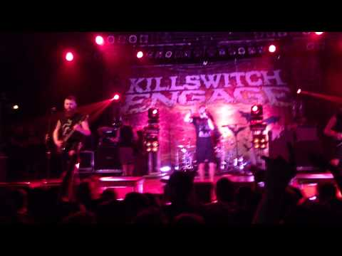 """Killswitch Engage """"A Tribute To The Fallen"""" First Time Played Live Phoenix AZ (2013)"""