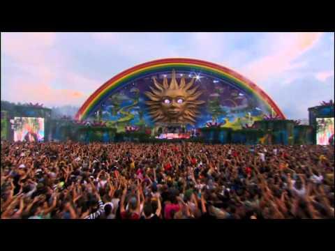 David Guetta @ Tomorrowland 2010 DVD   Congorock   Balon Hectic Epileptic Spaz