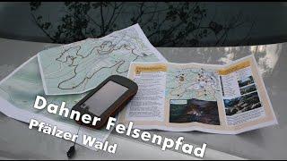Dahner Felsenpfad - Dahner Felsenland - Pfälzer Wald - Dahn