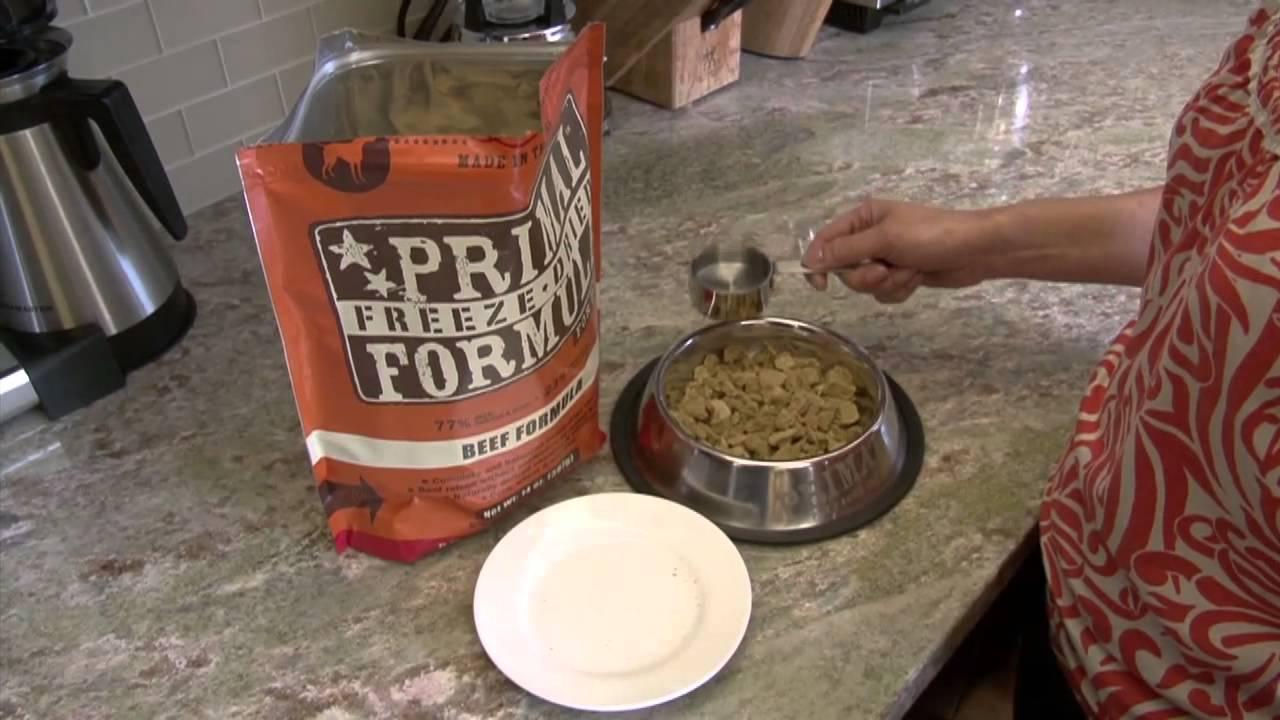 Freeze Dry Dry Dog Food