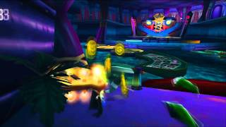 The Sly Collection- Sly Cooper and the Thievius Raccoonus Boneyard Casino Part 11 thumbnail