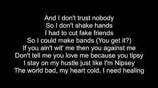 Lil Skies- When I'm Wasted Lyrics