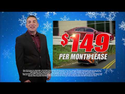 Holiday 3-15Toyota of Santa Fe | New Mexico Toyota Dealer