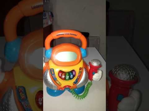 Toddler Karaoke Toy