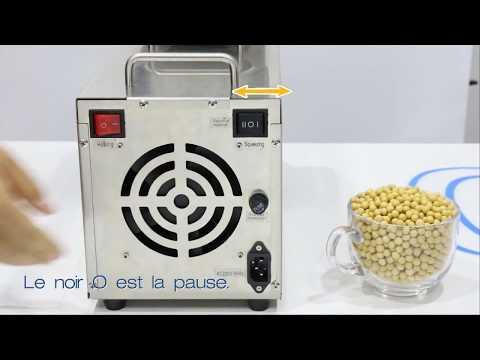 IDABAY Oil Press Machine, Olive oil presser, Automatic Mini Oil Press, Oil Extraction for Food Oil
