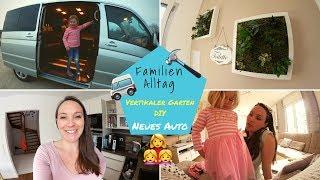 Neues Familienauto | CarinaNova zu Besuch | Familienalltag mit 2 Kids und Schwangerschaft | VLOG17