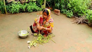 Village Style Healthy SHALUK Recipe with HILSHA HEAD | Indian Village Style Cooking