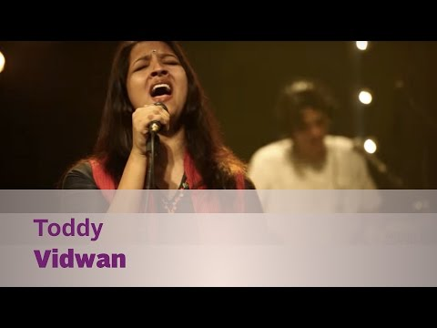 Toddy - Vidwan - Music Mojo Season 2 - Kappa TV
