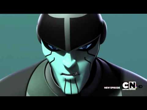 Green lantern the animated series (Razers' Guilt)