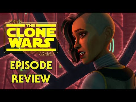 The Clone Wars Season 7 - Dangerous Debt Episode Review