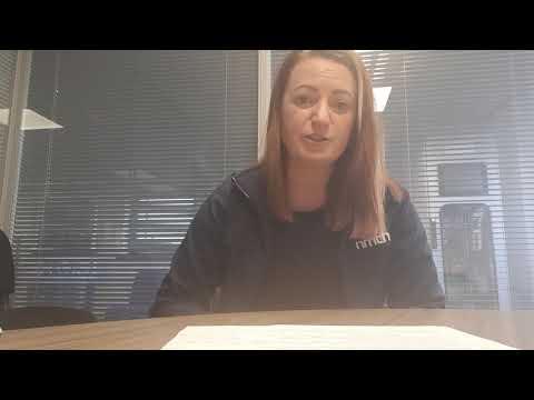 #NCW2021: Heather, Customer Liaison Officer