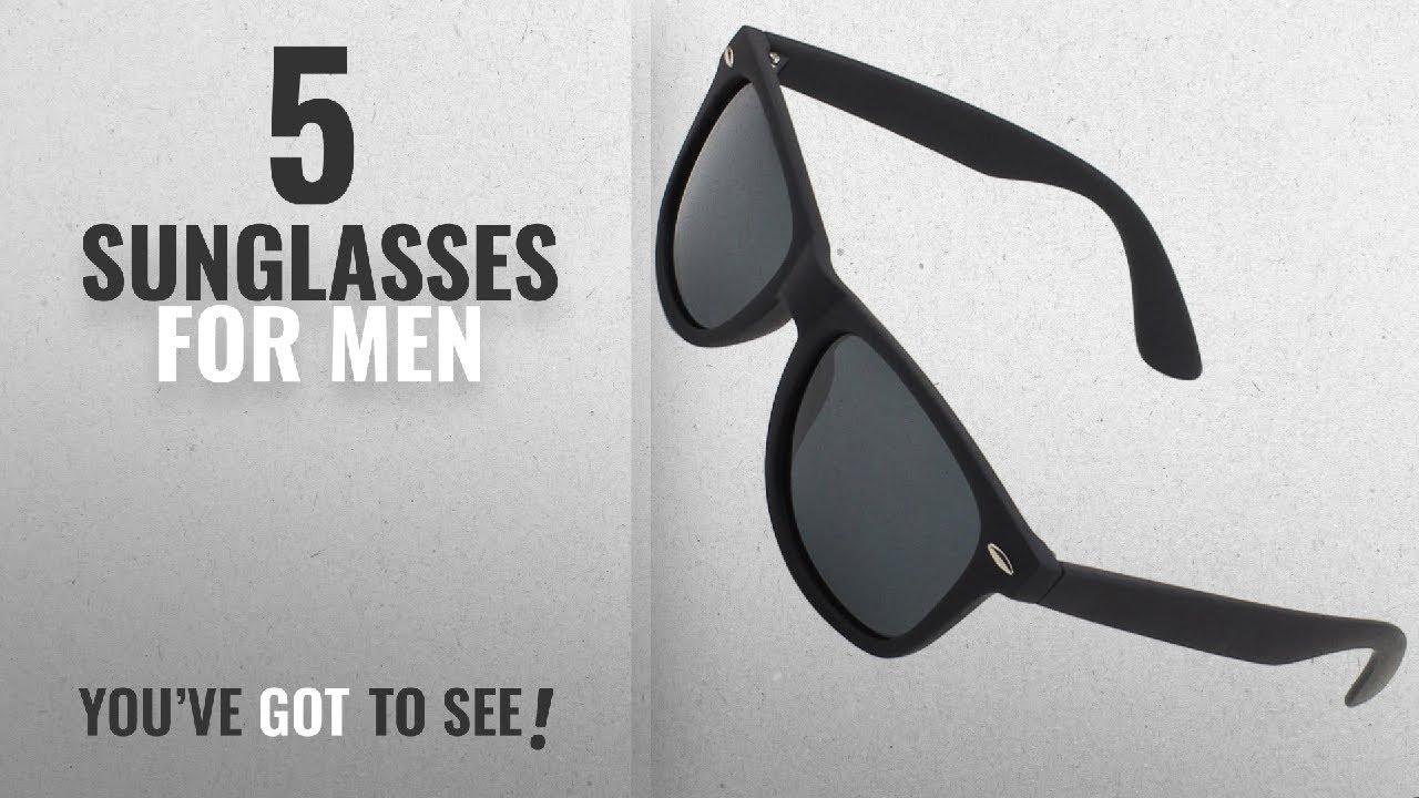 c89aebdf24bf Top 10 Sunglasses For Men [2018]: CGID Polarised Wayfarer Sunglasses ...