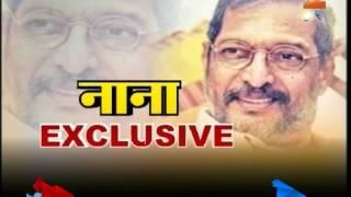 Nana Patekar Exclusive 15th July 2016