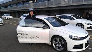 VW Scirocco R Track Peformance Drive @ Sydney Motorsport Park