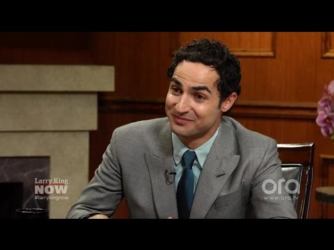 "Zac Posen on his ""top secret"" Delta uniform redesign | Larry King Now | Ora.TV"