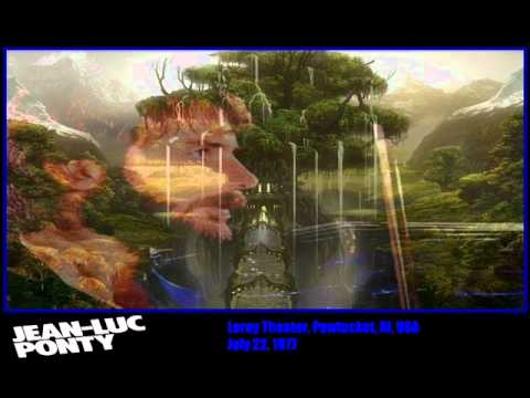 Jean-Luc Ponty - The Gardens Of Babylon / Fight For Life (Live)