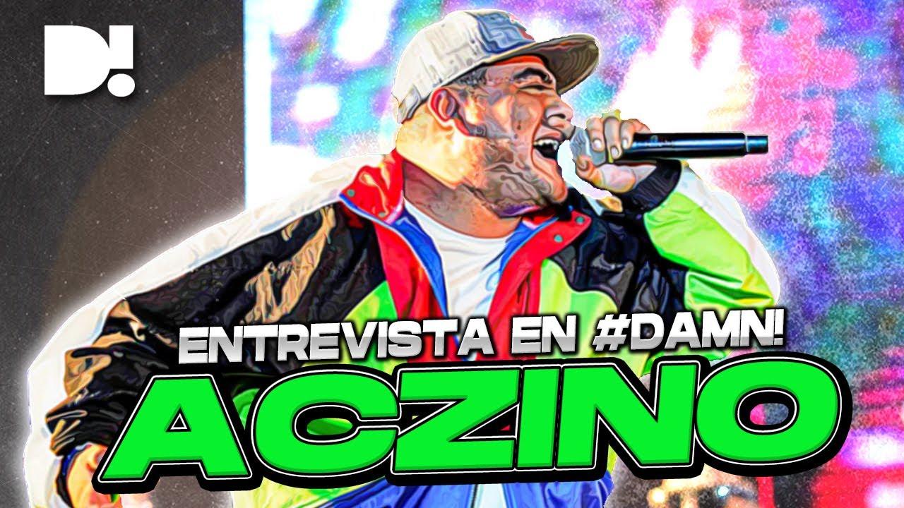 Download ACZINO EN DAMN! | ENTREVISTA COMPLETA