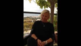 Marie-Louise - vilket inre lugn efter Hälsoboost i Sitges!