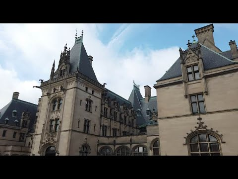 Let's Go To The Biltmore House.