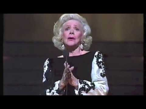 ALICE FAYE You'll Never Know 1985 performance