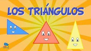 Los Triangulos | Videos Educativos para Niños ☁