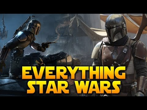 EVERYTHING STAR WARS - January 2019 Movie & Gaming News Roundup!