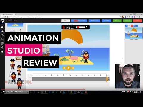 Animation Studio Review (Todd Gross & Paul Ponna) Don't Buy