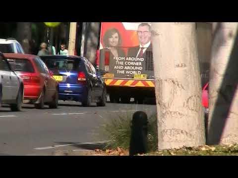 MOV057 Prime7 TV Bus Advertising Sign Baylis Street, Wagga NSW AUS  12-05-2012 (RGC198)