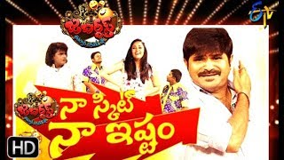 Jabardasth | 8th August 2019   | Full Episode | ETV Telugu