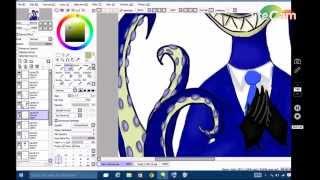 Tentaspy Speed Drawing (TF2)