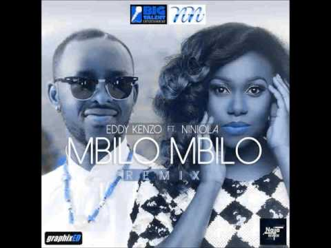 Eddy Kenzo Ft Niniola - Mbilo Mbilo Remix (NEW 2015)