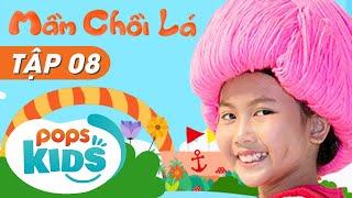 Mầm Chồi Lá Tập 8 - Em Đi Chơi Thuyền | Nhạc Thiếu Nhi Hay Cho Bé | Vietnamese Songs For Kids