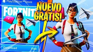 *NEW* FREE Exclusive PACK FOR ALL IN FORTNITE!.. 😱(PS4, XBOX ONE & PC)