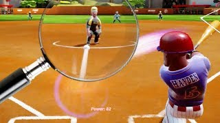 WE HIT HIS PITCHER IN THE HEAD AND ENDED HIS CAREER! Super Mega Baseball 2