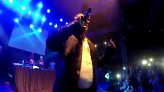 STEVIE B - SHOW FULL HD - Santos 11.15.2014
