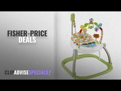 Save On Fisher-Price Infant-to-Toddler: Fisher-Price Rainforest Spacesaver Jumperoo