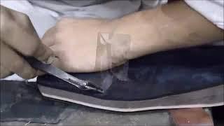 Making Of Peshawari Chapal Charsaddachappal com