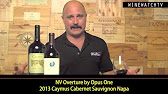 """Caymus vineyards. """"great wine of course but i expected a little more. """" at $50 per person the tasting is above average but so is the wine. We didn't tour the."""