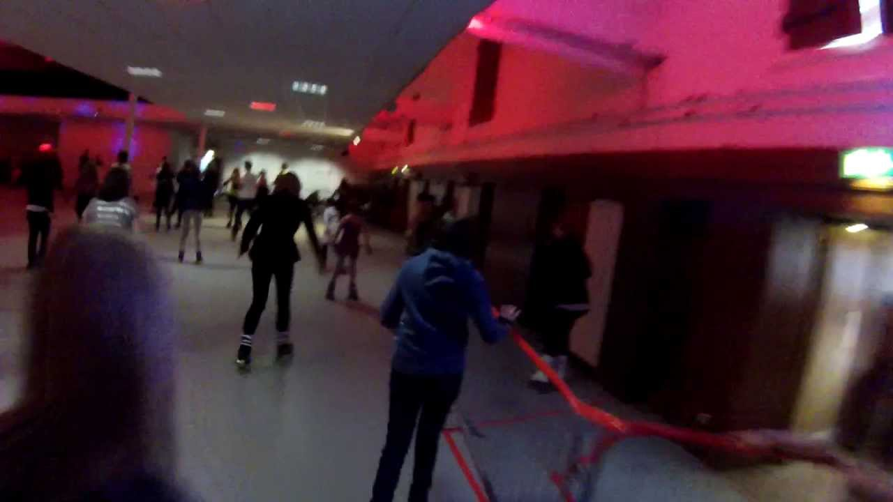 Edinburgh roller disco