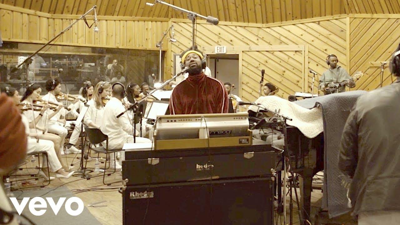 PJ Morton | Gumbo Unplugged (Live)