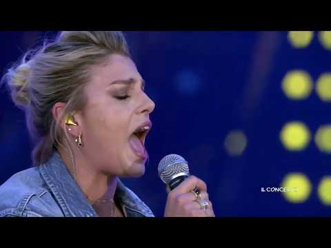 Emma Marrone @Radio Italia Live - Il Concerto (jun 18, 2017)