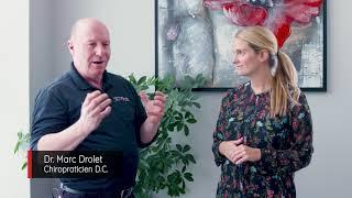 Capsule informative pour la Clinique du dos Marc Drolet