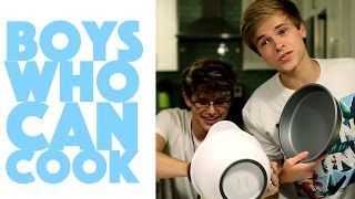 Baking with Mikey Murphy